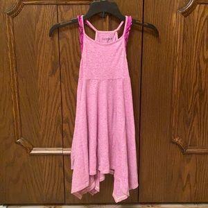 Breezy summer dress size 4T girls